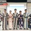 TTS Hoàng Long CMS tìm hiểu văn hóa Kimono Nhật Bản
