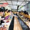 Học viên Hoàng Long CMS làm sushi ngon đúng kiểu Nhật Bản