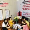 HOÀNG LONG CMS tưng bừng khai trương VP tư vấn XKLĐ tỉnh Hưng Yên