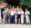 Học viên Hoàng Long CMS trải nghiệm ngày hội văn hóa Nhật Bản