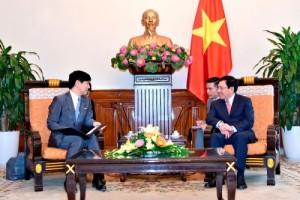 Nhật tăng cường TTS Việt Nam để chuẩn bị Olympic 2020