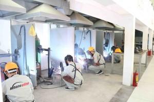 Tuyển 20 thợ Hàn đi Xuất khẩu lao động Nhật Bản 2018
