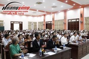 Hội nghị tư vấn Chương trình TTS Hộ lý Nhật Bản tại CĐ Y tế Thanh Hóa & Hiệp Hội AJHA