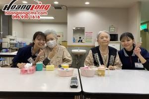 Người Việt Nam đầu tiên tại Bệnh viện thuộc Hiệp hội Y tế nổi tiếng Nhật Bản