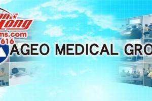 Tập đoàn Ageo Medical Group – đối tác lâu dài của Hoàng Long CMS
