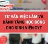 Tặng học bổng và tư vấn việc làm cho gần 2000 HS-SV Cao đẳng Y tế Thanh Hóa