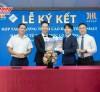 Tập đoàn JHL ký kết hợp tác Chương trình CĐ tiếng Nhật đào tạo từ xa